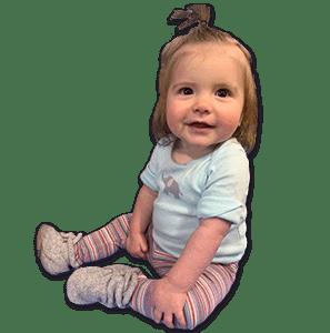 infant floating