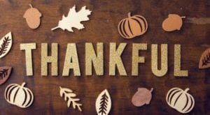 thankful thanksgiving image