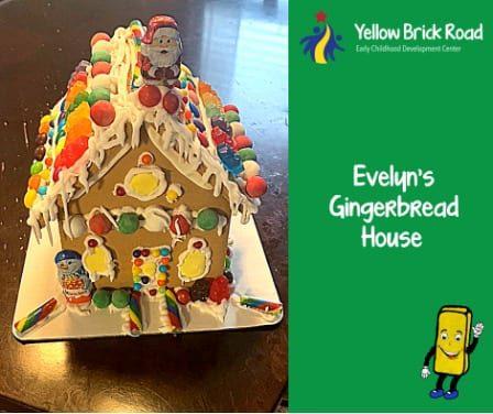gingerbreak house