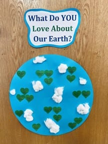 what do you love about earth