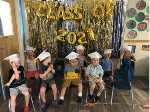 preschoolers class of 2021