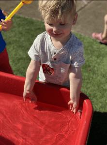 sensory skills at preschool