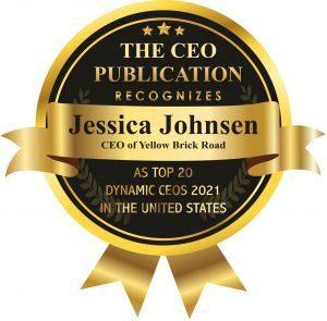 Jessica Johnsen Top CEO 2021
