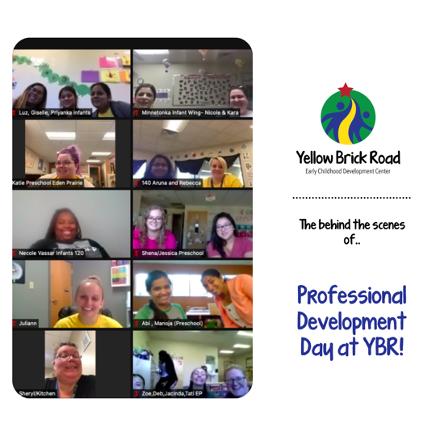 professional development at ybr